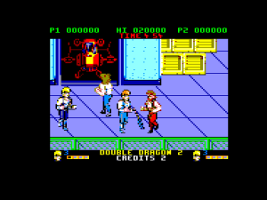 Double Dragon II - The Revenge (E)_2