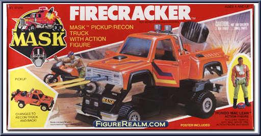 MASK Firecracker