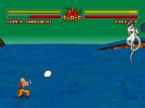 DBZ UB22 Goku vs Freezer