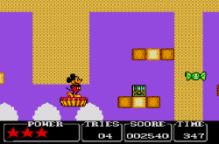 Mickey Mouse - Castle of Illusion 010