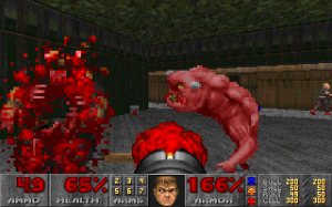 699943-doom-dos-screenshot-bad-people-fight-each-other-that-s-what