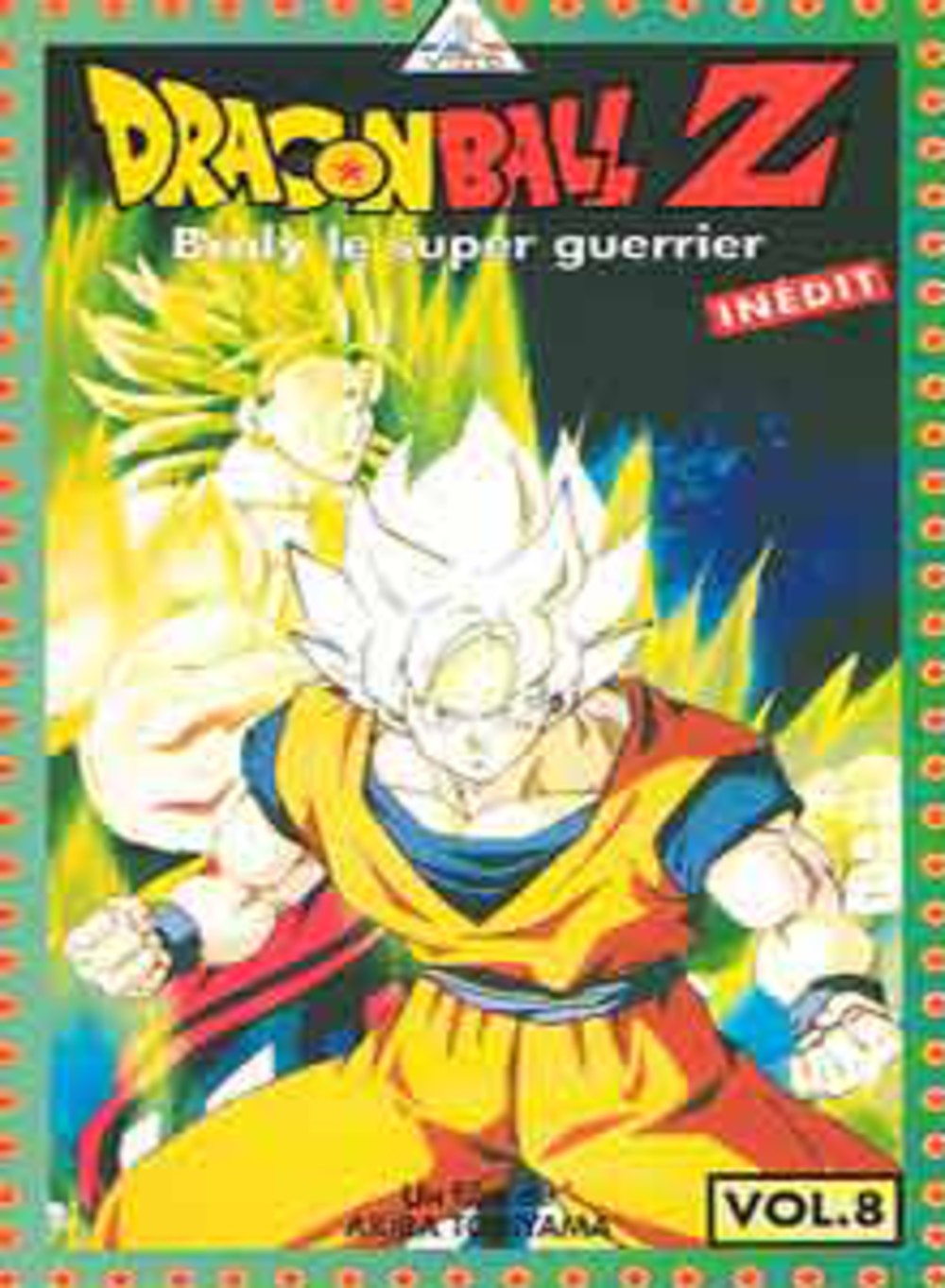 Retro holidays zone 2015 another retro world - Dragon ball z broly le super guerrier vf ...