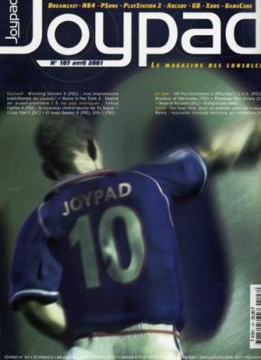 Joypad 107 cover