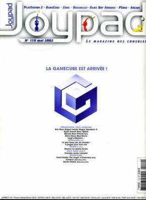 Joypad 119 cover