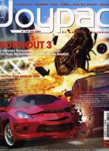 Joypad 141 cover