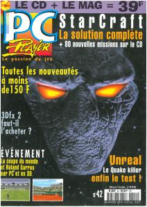 PC Player 42 cover