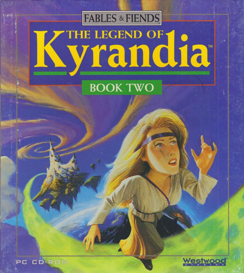 legend of kyrandia dos