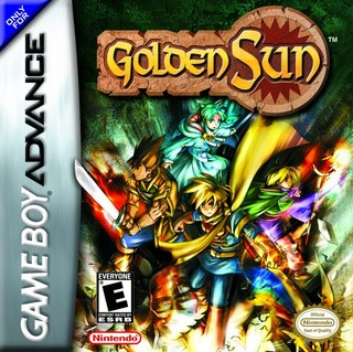 golden sun box