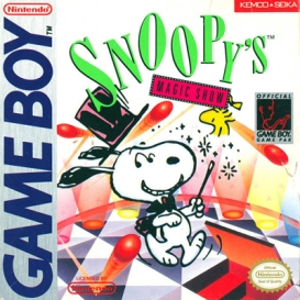 Snoopy - Magic Show_Cover