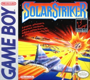 Solar Striker_Cover