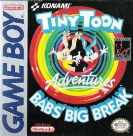 Tiny Toon Adventures - Babs' Big Break_Cover