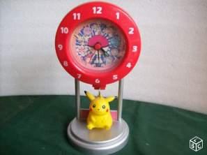 pendule pokémon