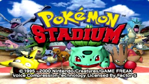 pokemon stadium1