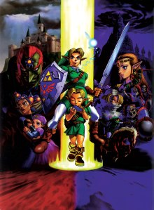 ocarina_of_time_poster
