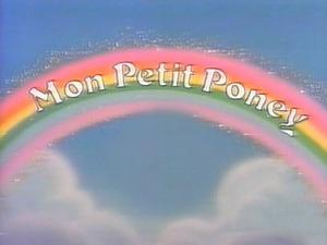 Mon Petit Poney