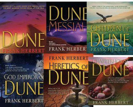 Dune saga