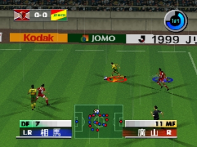 Jikkyou J.League 1999 - Perfect Striker 2 (J)