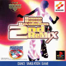220px-Dance_Dance_Revolution_2ndReMix_cover_artwork