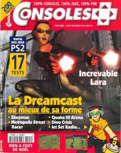 Consoles + 107 - Page 001 (décembre 2000)