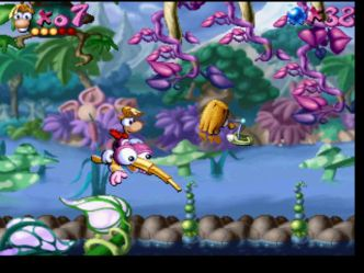 165108-rayman-playstation-screenshot-riding-on-a-mosquito