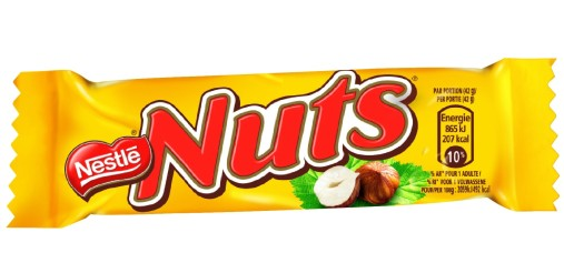 3D Nuts Single
