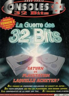 Consoles + HS 01 La guerre des consoles 32 bits - Page 001 (août - sept. 1995)