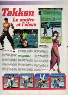 Consoles + HS 01 La guerre des consoles 32 bits - Page 025 (août - sept. 1995)