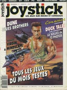 Joystick 017 - Page 001 (1991-06)