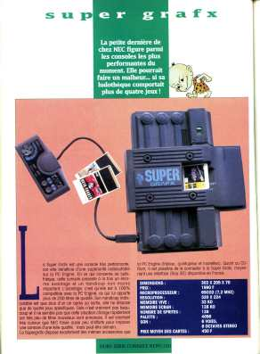 Joystick HS n°3 - Juillet Août 1991 - Page 100