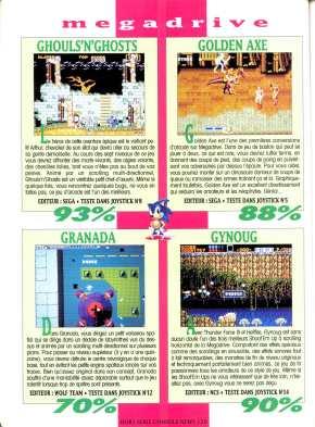 Joystick HS n°3 - Juillet Août 1991 - Page 120