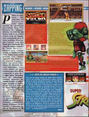 Méga Force 30 - Page 072 (été 1994)