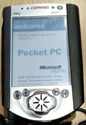 HP-iPAQ-COMPAQ-Pocket-PC-PE2030-H3600-P-N
