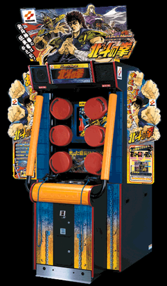 Punch_Mania_cabinet
