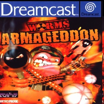 worms armageddon (PAL) front